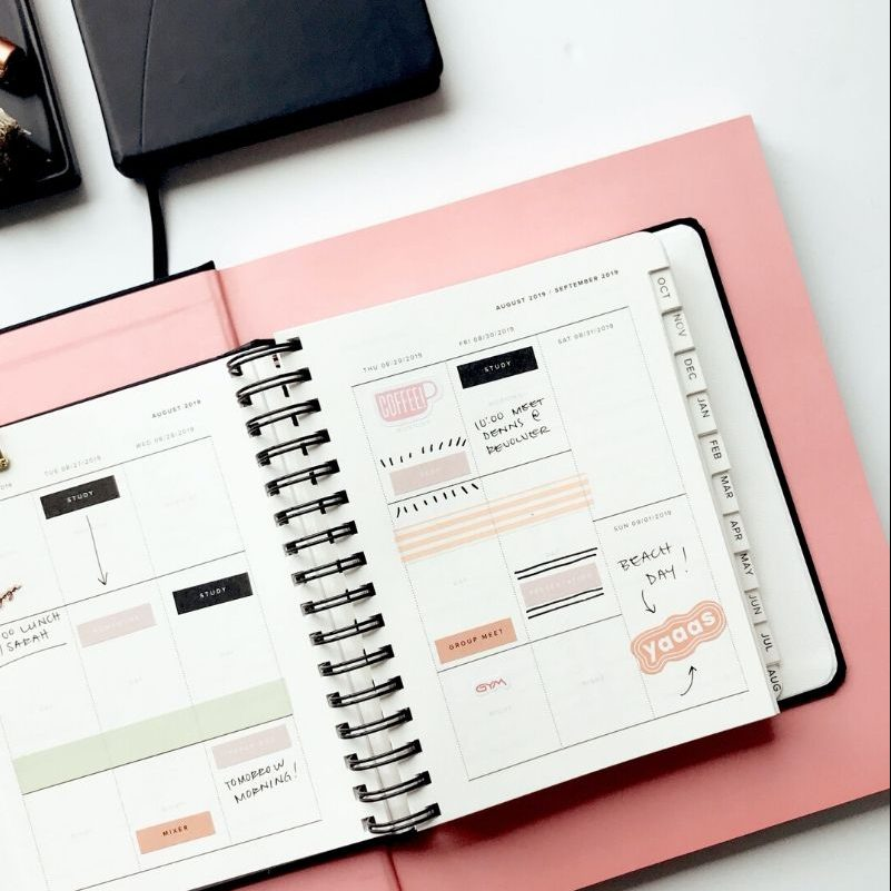 Why Planning Monthly Goals is Awesome For Inspiration & Motivation